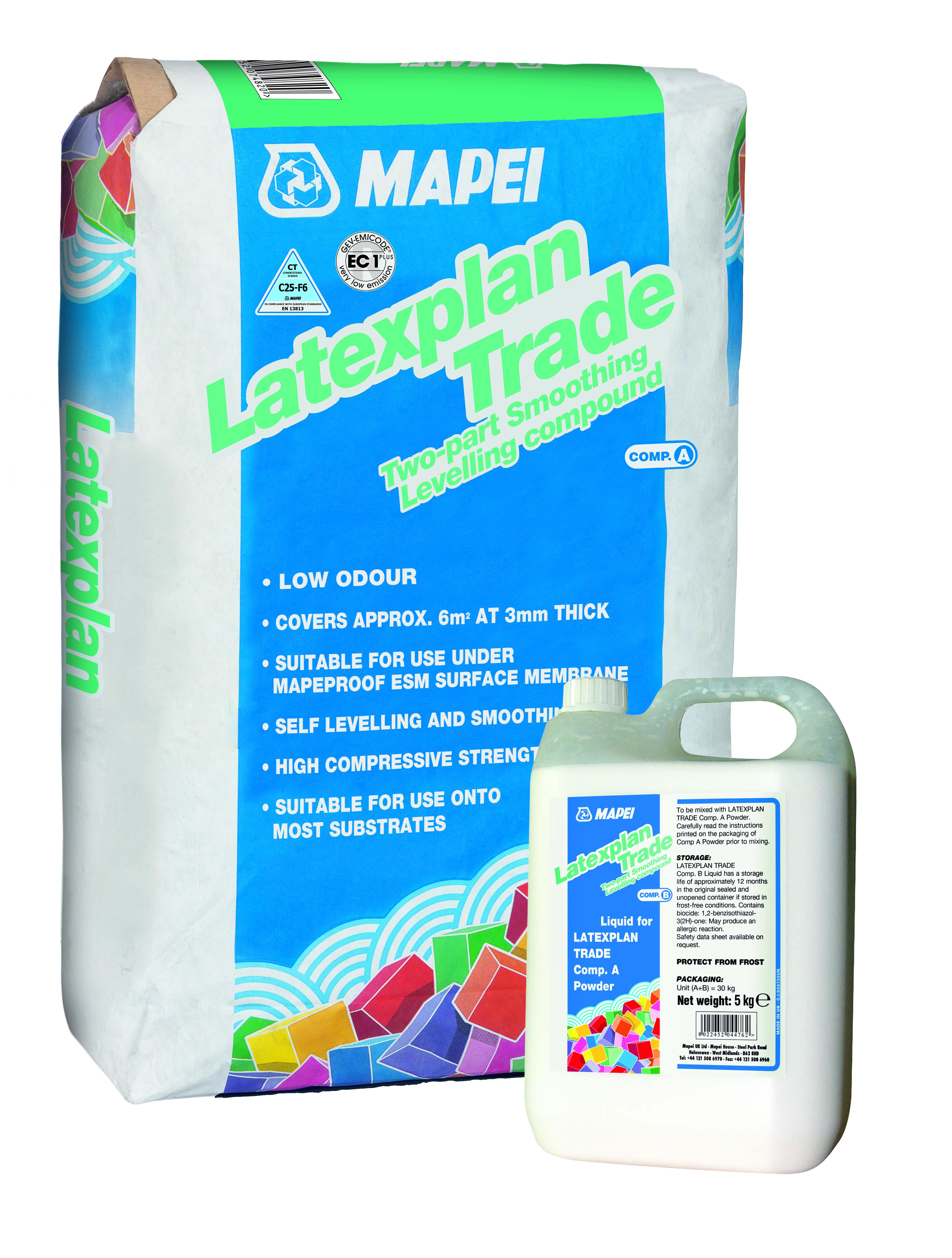 Mapei Latexplan Trade